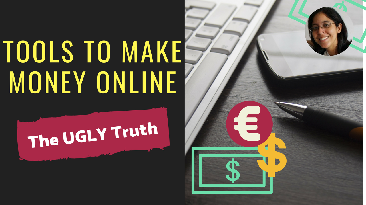 Tools That You Need To Make Money Online