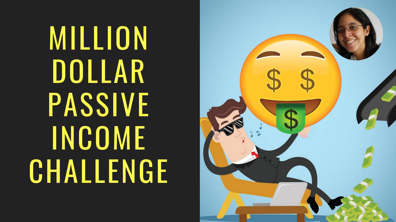 What is the Million Dollar Passive Income Challenge? Should You Join it?