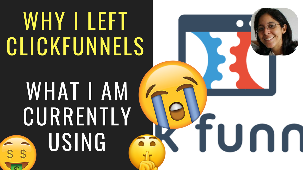 Why Do I Left Clickfunnels and What I am using right now
