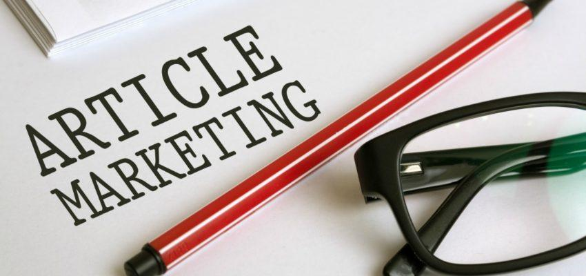 Article Marketing Will Work For Your Business. Discover More About It Here.