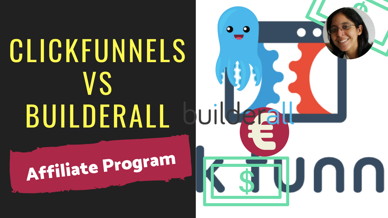 Clickfunnels vs Builderall Affiliate Program Review